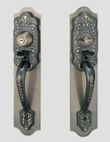 サムラッチ錠・装飾錠